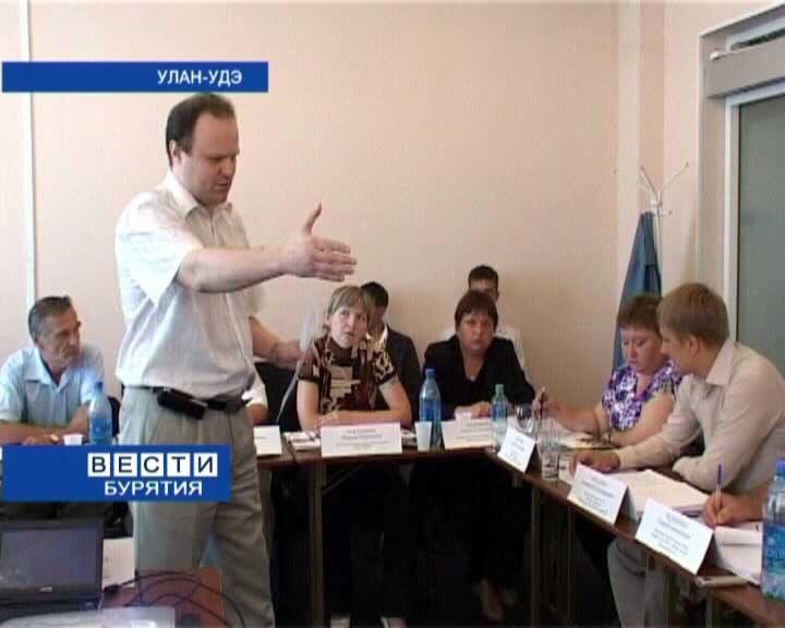 Второй семинар был проведён в Улан-Удэ в июне 2010 г. (фото автора)